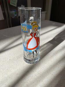 RC Ritzenhoff Beer Glasses Tankard Mug designed by P Argent '06 Oktoberfest Maid