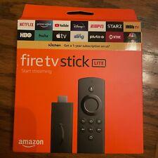 ** fire tv stick LITE - (2020) - W/Alexa Voice Remote Lite - NEW and
