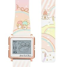 Epson Smart Canvas matrix EPD Digital Watch Little Twin Stars Kiki & Lala