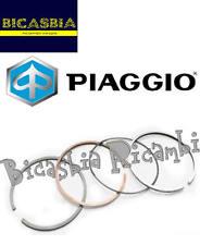 288957 - ORIGINALE PIAGGIO SEGMENTI FASCE PISTONE CILINDRO POKER BENZINA DIESEL