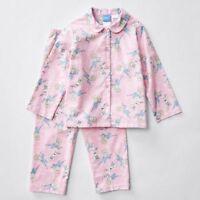 Girls size 5 DISNEY FROZEN Pink FLANNEL  pyjamas pjs  NEW