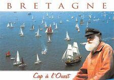 CPM - BRETAGNE - la grande parade de la voile a l' ancienne