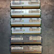 New listing Lot Of 20 Mixed Hynix Samsung 16Gb Pc3L-8500R 4Rx4 Registered Server Ram