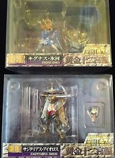 SET OF 2 CHOZO SAINT SEIYA ZODIAC TEMPLES CHAPTER MEDICOS ENTERTAINMENT