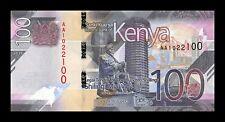 B-D-M Kenia Kenya 100 Shillings 2019 Pick New Design SC UNC