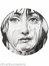 Gorgeous Rare Fornasetti Lina Wet Face PLATE Piero Fornasetti NIB