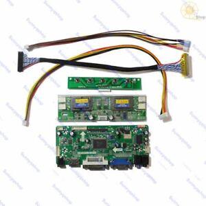 HDMI+DVI+VGA LCD Controller Driver Board Monitor Kit for M190E5-L0E 1280X1024