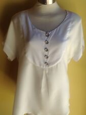 Madeleine Charles Grier Shirt Size 5 NWT RRP $240.00