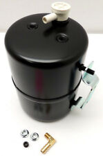 Brake Vacuum Canister Reservoir Brake Booster Can Black GM Chevy Mopar Ford