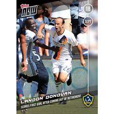 Landon Donovan 2016 Topps Now MLS #30 - /121* - LA Galaxy