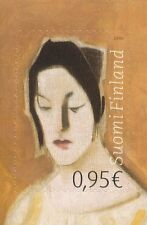 Finland 2006 MNH - Famous Art Painter Helene Schjerfbeck - Issued March 1, 2006