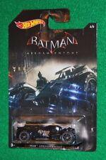 Hotwheels Batman Arkham Knight Batmobile 6/6 Walmart Exclusive new NM