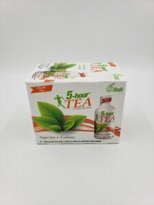 5-Hour Tea From Green Tea Leaves Peach Tea Flavor 6 Pack - 1.93 Fl Oz Each