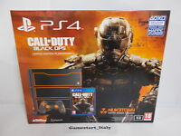 CONSOLE PS4 PLAYSTATION 4 - CALL OF DUTY BLACK OPS 3 1 TB LIMITED NEW - PAL