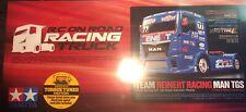 Tamiya Rc 1/14 scale Rc Team Reinert 4 wheel drive racing truck