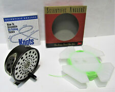 New ListingVintage Martin 61 Precision Fly Fishing Reel w/ New Scientific Anglers Line