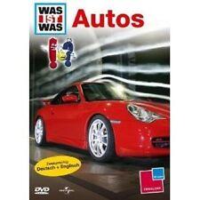 WAS IST WAS AUTOS -DVD NEUWARE CROCK KRUMBIEGEL ( (SPRECHER)