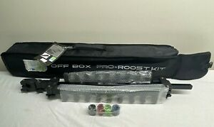 PRESTON INNOVATIONS OFF BOX PRO-ROOST KIT WITH INSERTS & CARRY BAG - OFFBOX/63