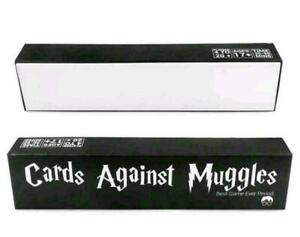 Cards Against Harry Potter 1356 Cards Black Adult PACK Edition Party Game SEALED