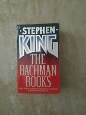 The Bachman Books Four Novels by Stephen King (PB, Rare, New English Library)