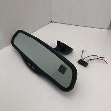 ✅ Gentex 177 010103 Rear View Mirror w Dual Display Compass & Temperature