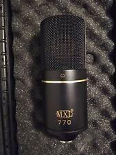 MXL 770 Condenser Wired XLR Professional Microphone