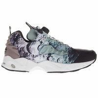 Reebok Men's Black Instapump Fury Road SG Trainers Casual Shoes All Sizes