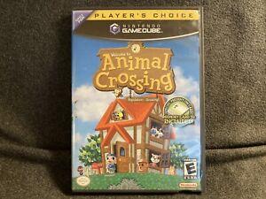 Animal Crossing (Nintendo GameCube, 2002) Complete (No Memory Card)