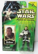 Star Wars Power of the Jedi BoShek Mos Eisley Cantina Action Figure Hasbro (B)