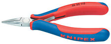 Genuine Draper Knipex Electronics Flat-Round Jaw Pinces (115 mm) | 27699