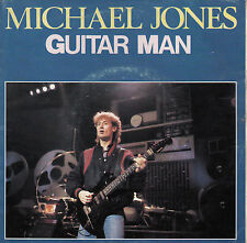 45TRS VINYL 7''/ DUTCH SP MICHAEL JONES / JEAN-JACQUES GOLDMAN / GUITAR MAN