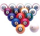 New Brunswick Centennial Pool Balls Set - 2 1/4 Inch Ball Set - FREE US Shipping