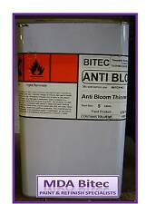 5L Anti-bloom Thinners For Cellulose Paint & Primers Car Body 5Litres Thinner
