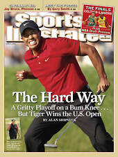TIGER WOODS U.S. OPEN SPORTS ILLUSTRATED COVER POSTER