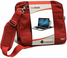 """Navitech Red Graphics Tablet Case for NEWYES NYWT120 LCD 12"""" NUEVO"""