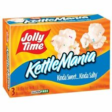 Jolly Time Kettle Mania Microwave Popcorn