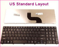 Laptop Keyboard for Acer Aspire 8935 8935G 8940 5740-5255 7741G-3647 US
