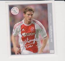 AH 2010-2011 Panini Like sticker 027 Ajax Amsterdam Jan Vertonghen