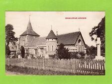 Mickleham Church Nr Dorking pc used 1908 Parrott Ref D788