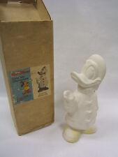 Vintage Japan Ceramic Donald Duck w/ nephews Huey, Dewey, & Louie