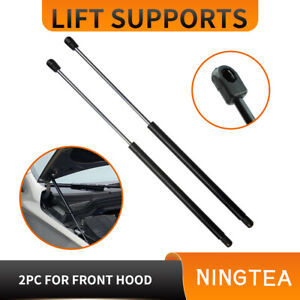 1 Pair For 1996-1999 Ford Taurus Mercury Sable Front Hood Lift Support Shock New