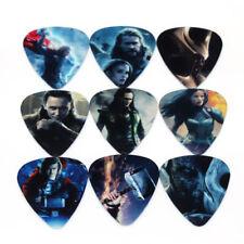 Avengers THOR Picks Guitar Plettri x 10 0.71 mm medio