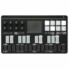 Korg NanoKEY Studio Mobile MIDI Keyboard With Korg Software Bundle (black)