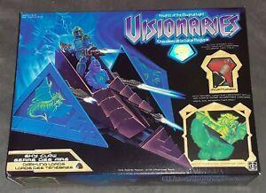 Visionaries Skyclaw Hasbro Serres des Airs Vintage Neuf Sky Claw no MOTU M.A.S.K