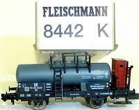 Kesselwagen DR Fleischmann 8442 NEU OVP N 1:160 HR3 µ *