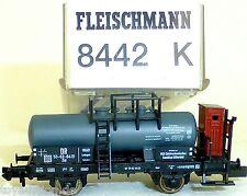 Vagón Cisterna Dr Fleischmann 8442 Nuevo Emb. Orig. N 1:160 HR3 Μ