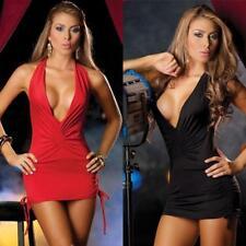 Sexy Women Lace Chemise Lingerie Babydoll Nightdress Nightie Nightwear J