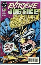 Extreme Justice 1995 series # 6 near mint comic book
