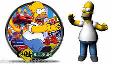 The Simpsons: Hit & Run DISC ONLY PS2 PlayStation 2 Hit and Run