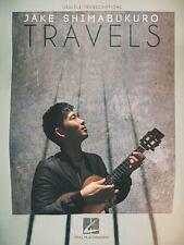 Jake Shimabukuro Ukulele Sheet Music ~ Uke TAB ~ Transcriped from Travels Album